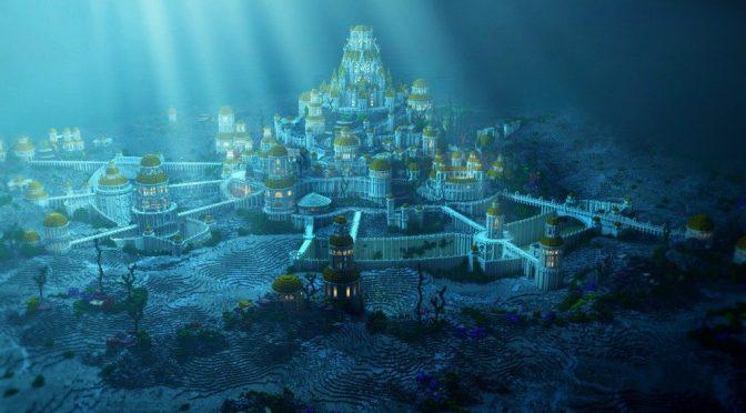 THE ATLANTIS CITY REALLY EXIST?