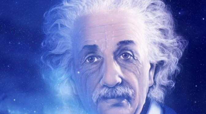 THEY REAL STORY OF ALBERT EINSTEIN