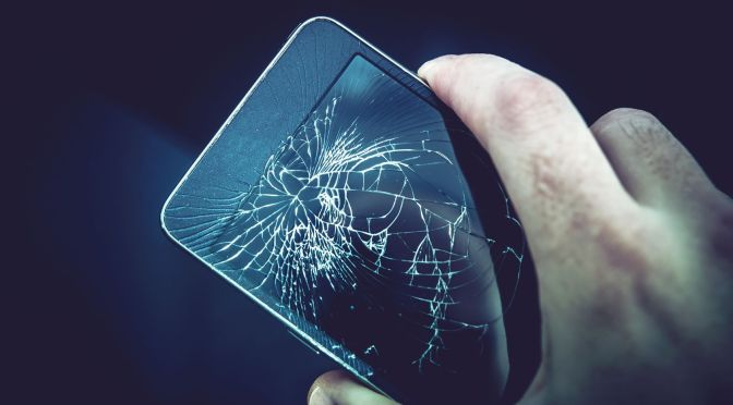 HOW TO FIX CRACKED BROKEN PHONE SCREEN BY YOURSELF