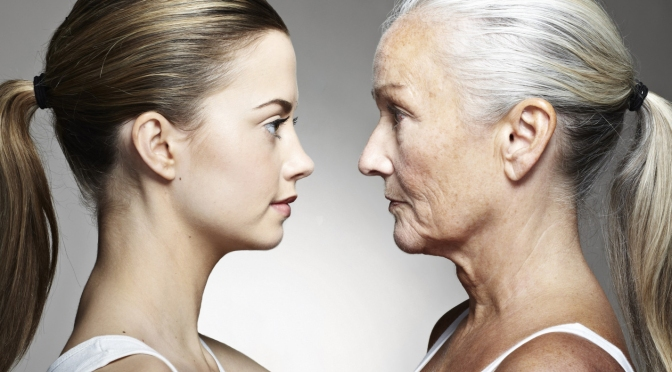 HOW A PILL COULD SPELL THE END OF AGEING