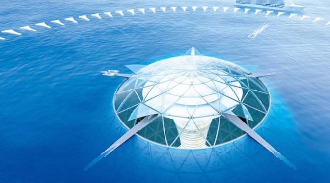 THE FUTURE UNDERWATER CITIES